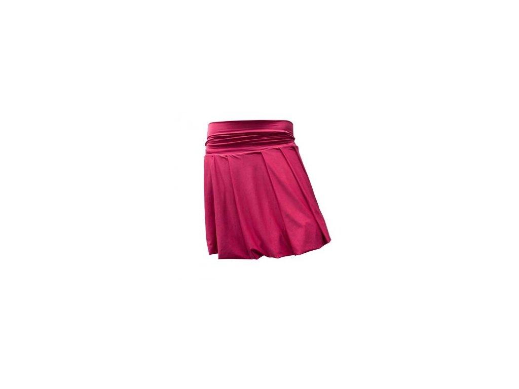 Balonová sukně Supercomfy Raspberry