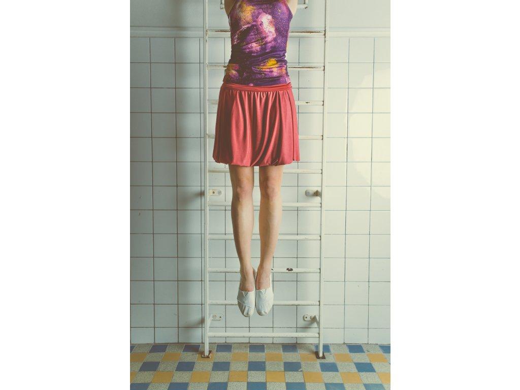 Balonová sukně Supercomfy Coral - Akari f0417b9b28