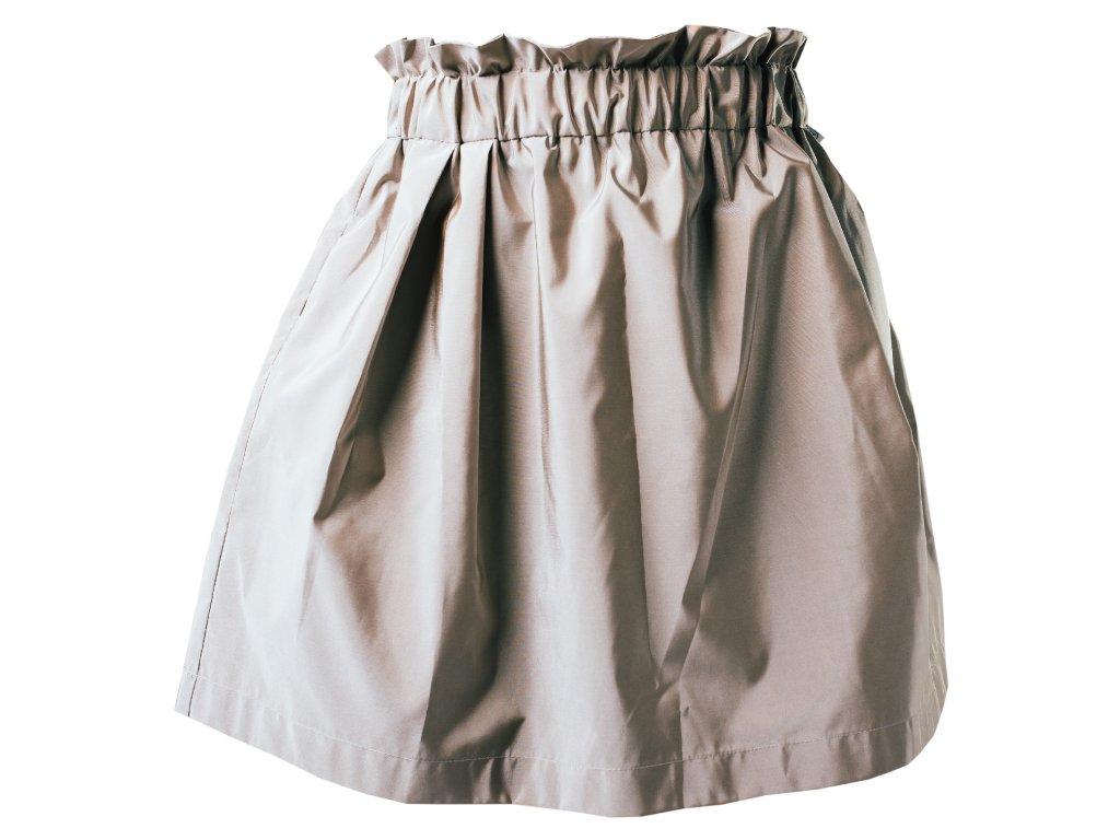 áčková sukně Katsu beige