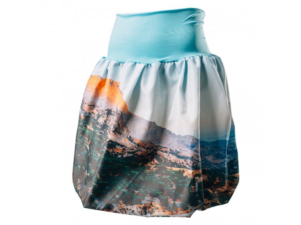balonová sukně Kréta