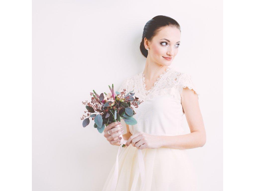 Dlouhá tylová sukně Princezna na objednávku - Akari 2e69660648
