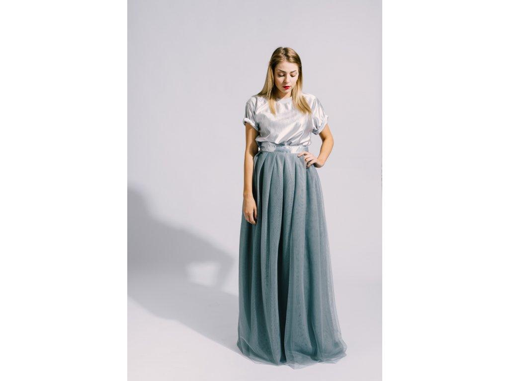 70d267bd675 Dlouhá tylová sukně Víla · Dlouhá tylová sukně Víla ...