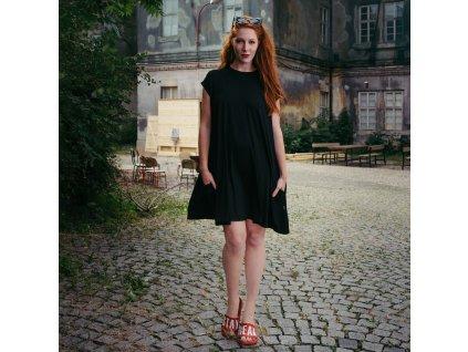 Šaty Nikol černé
