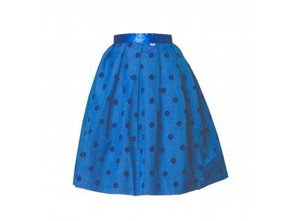 347deb77ca6 tylová sukně TUTU big dots B.