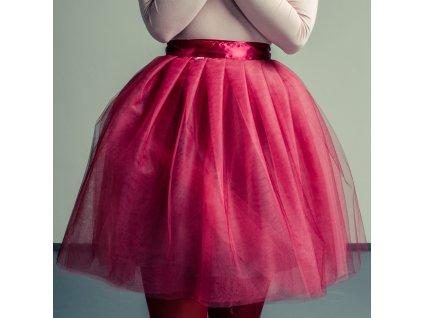 zavinovací tylové sukně Akari tutu f7f291c724