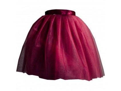 tylová sukně TUTU Empress