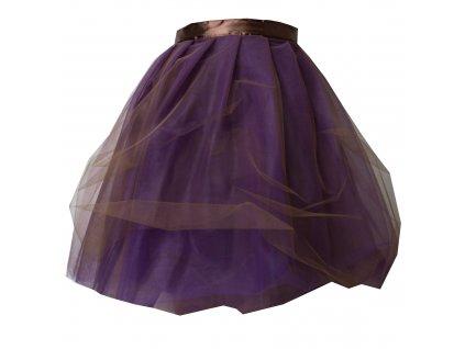 tylová sukně TUTU kněžna