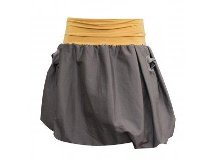Balonová sukně Pockets grey
