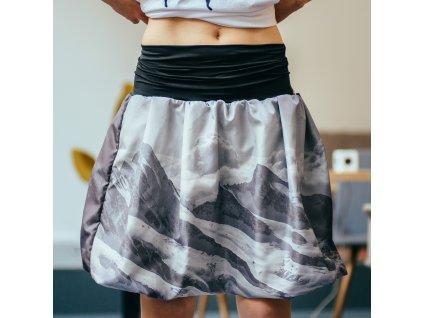 balonová sukně Monch