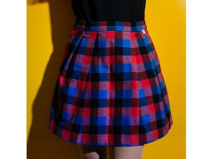 áčková sukně Lumber