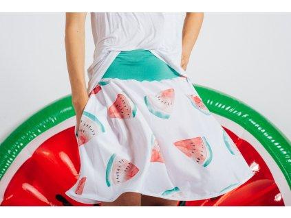 áčková sukně Melouny