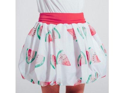 balonová sukně Melouny