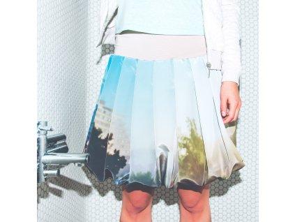 balonová sukně Malovanka Morning