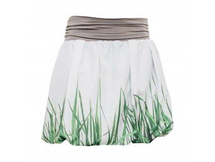 balonová sukně Grass