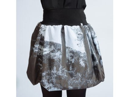 balonová sukně Black&White