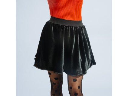 áčková sukně Samet