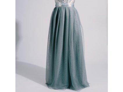 Dlouhá tylová sukně Víla