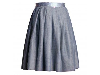 tylová sukně TUTU Gray