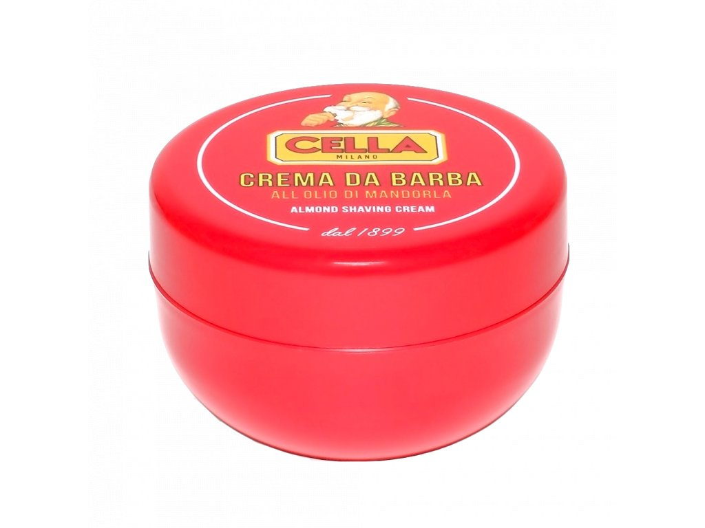 Cella shaving soap-cz.nomorebeard.com