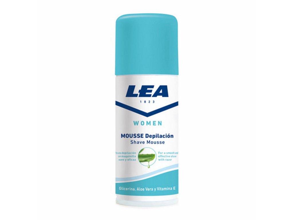 LEA pěna na holení pro ženy s Aloe Vera
