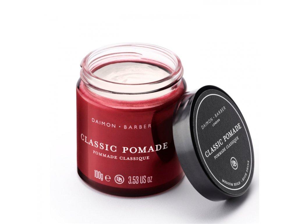 Daimon Barber Classic pomada na vlasy-cz.nomorebeard.com