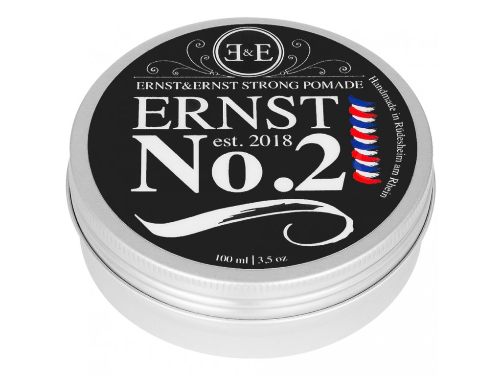 Ernst&Ernst No2 Smoky Orange pomada na vlasy-cz.nomorebeard.com