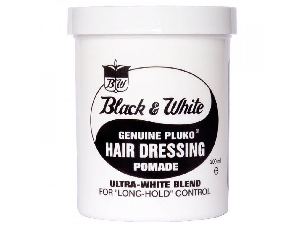 pomáda na vlasy Black&White
