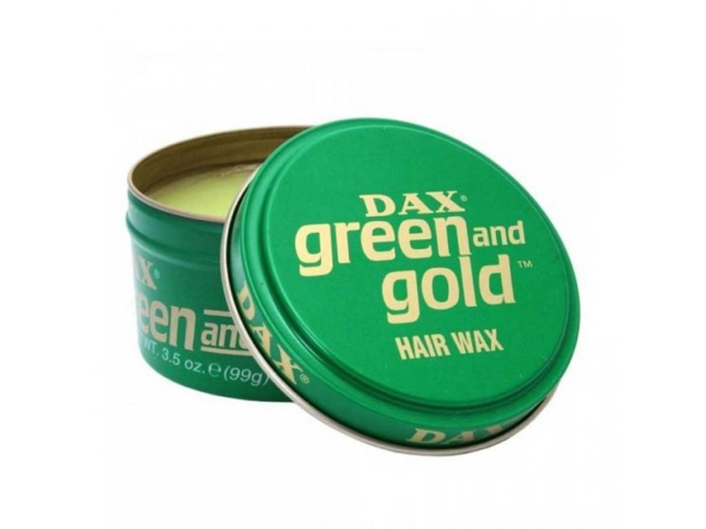 DAX Green & Gold vosk na vlasy
