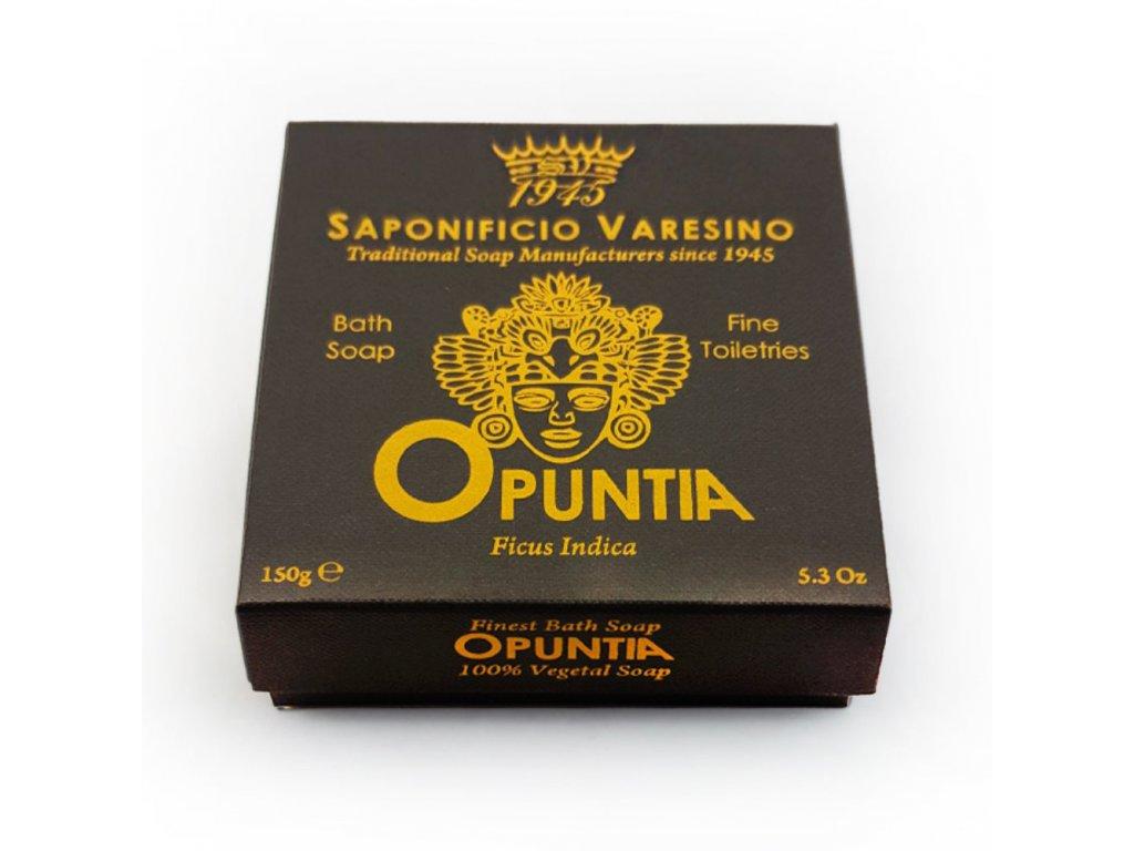 Saponificio Varesino Opuntia toaletní mýdlo-cz.nomorebeard.com