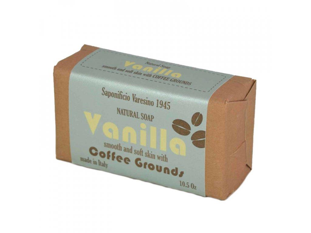 mýdlo z vanilky a kávy Saponificio Varesino