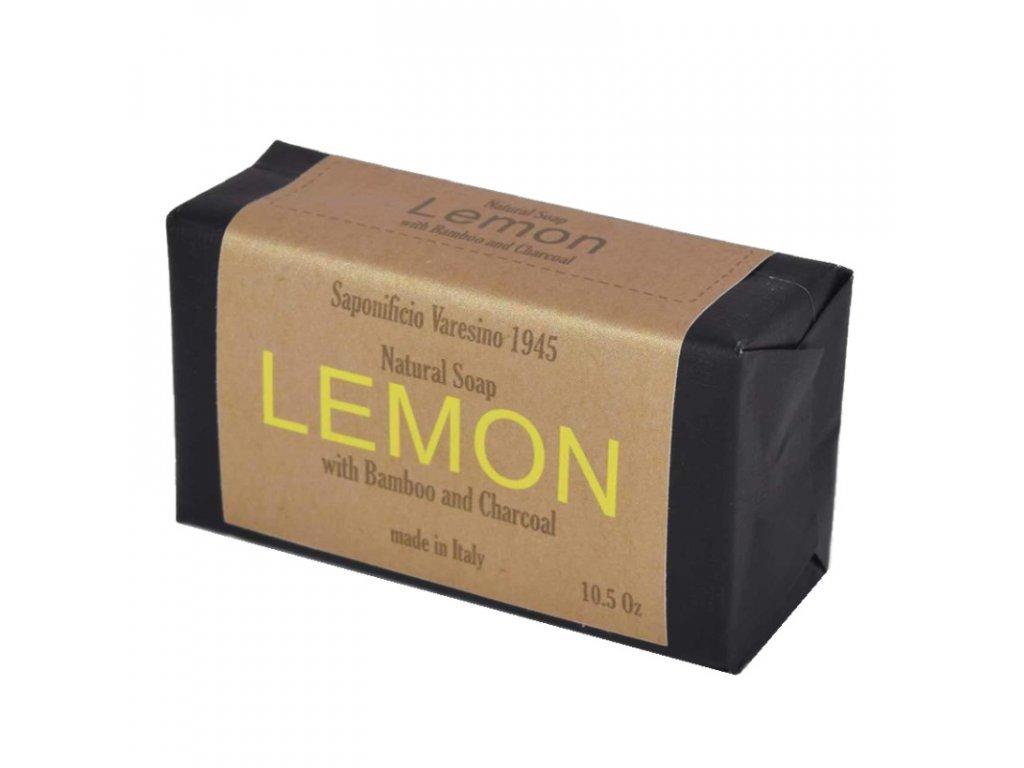 Saponifico Varesino Lemon & Bamboo mydlo-cz.nomorebeard.com