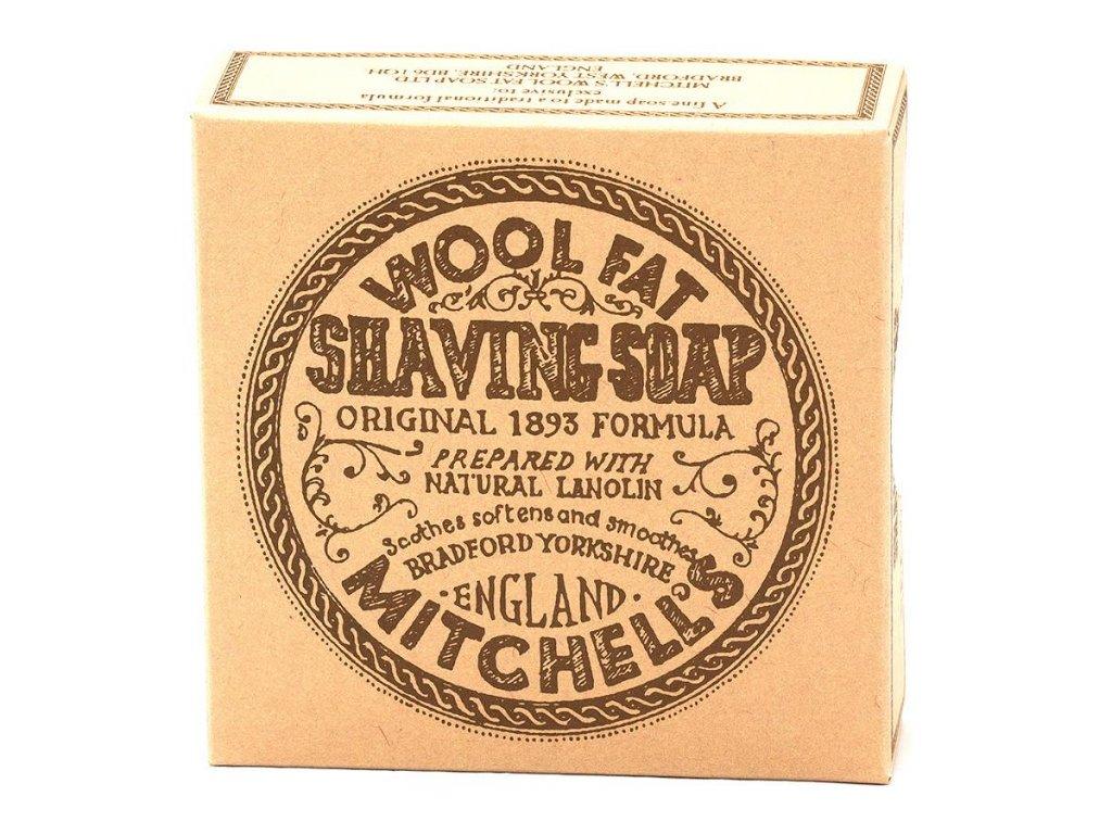 mýdlo na holení Mitchell's Wool Fat