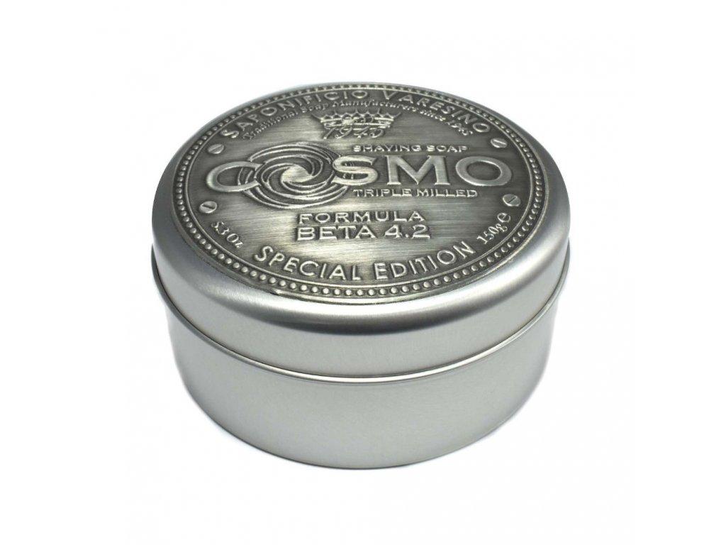 Saponificio Varesino Cosmo Special Edition Silver mýdlo na holení-cz.nomorebeard.com