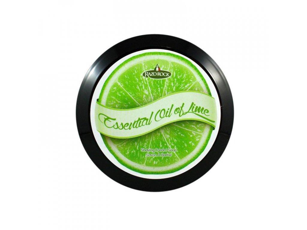 Razorock Oil of lime soap-cz.nomorebeard.com