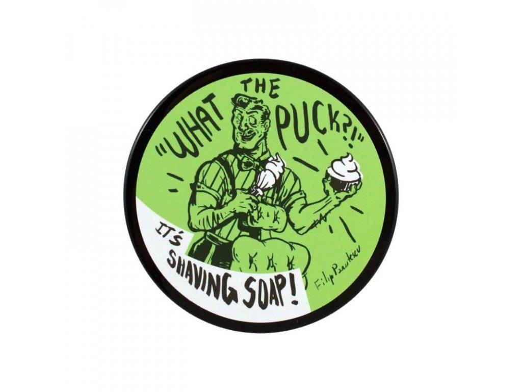 "RazoRock ""What the Puck?!"" soap-cz.nomorebeard.com"