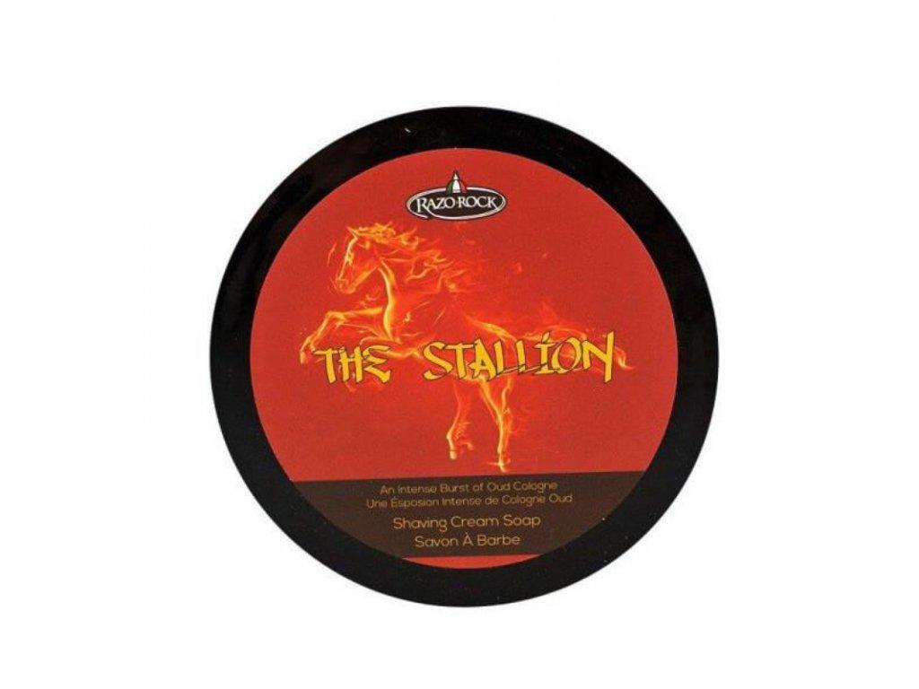RazoRock The Stallion mýdlo na holení