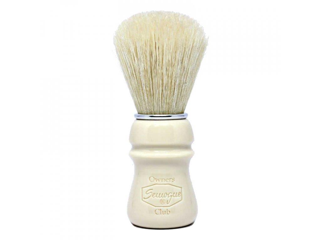 Semogue Owners Club štětka na holení z kančích štětin (taj)