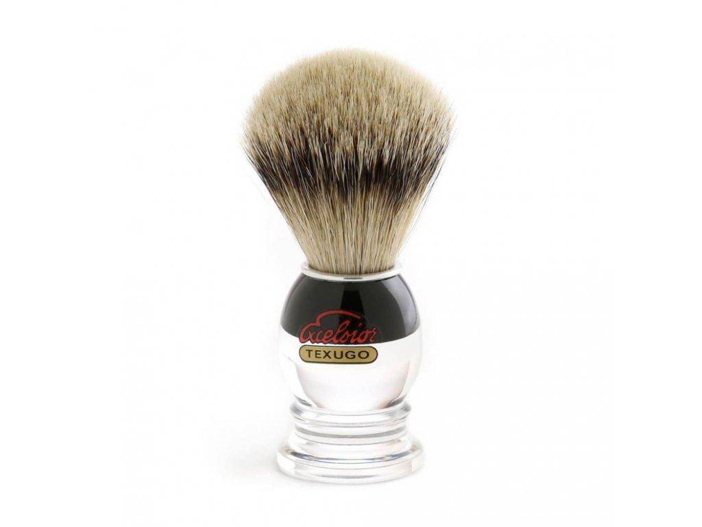 Semogue 2040 HD - štětka na holení z jezevčích štětin