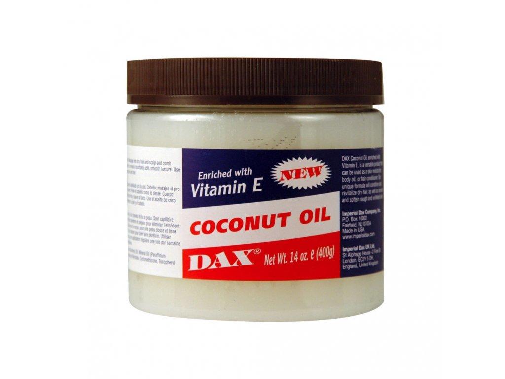 DAX Coconut Oil - krém s kokosovým olejem