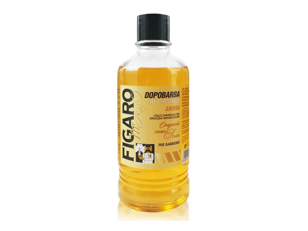 kolínská Figaro Aftershave Amber Splash 400 ml