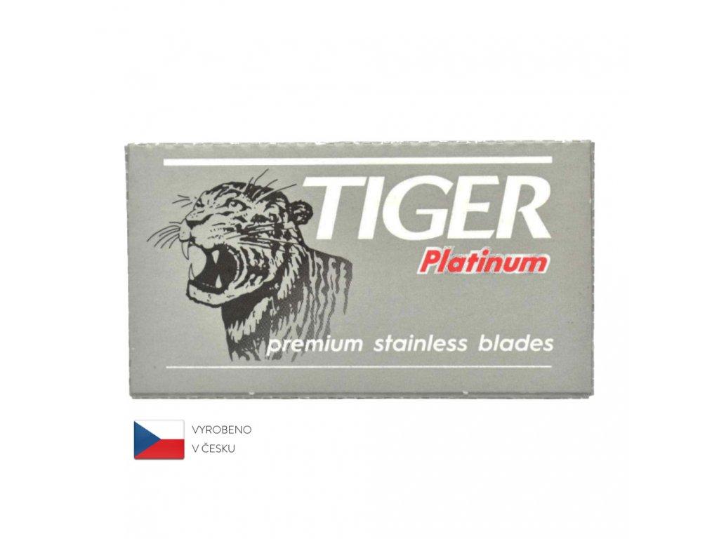 Tiger Platinum žiletky