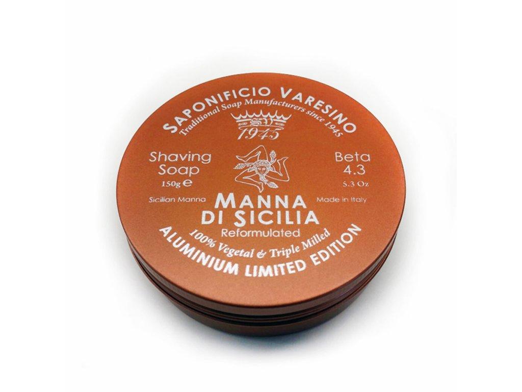 Saponificio Varesino Manna di Sicilia mýdlo na holení