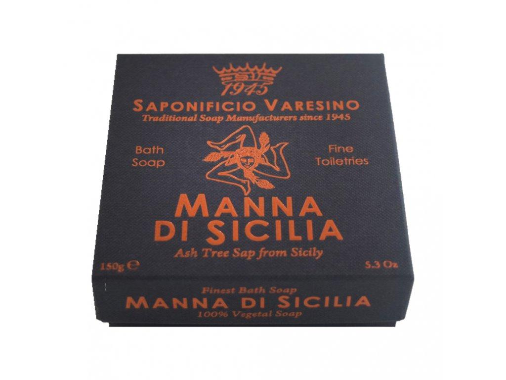 Saponificio Varesino Manna Di Sicilia toaletní mýdlo
