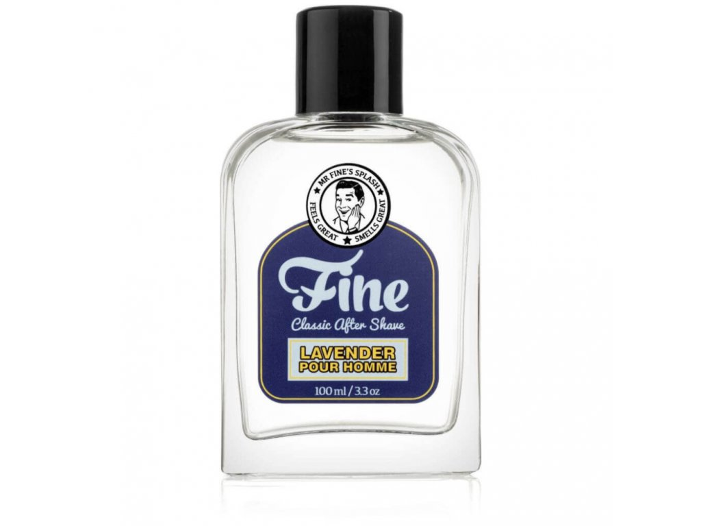 Fine After Shave Lavender - voda po holení