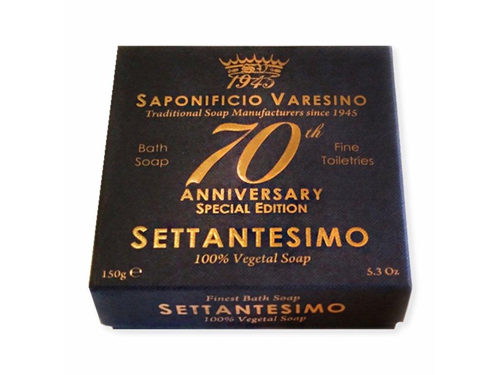 Saponificio Varesino 70th Anniversary toaletní mýdlo