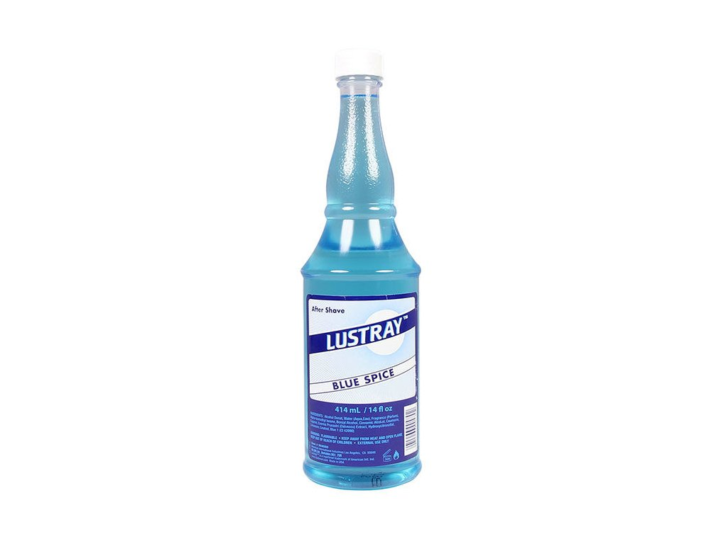 voda po holení Lustray Jeris Blue Spice