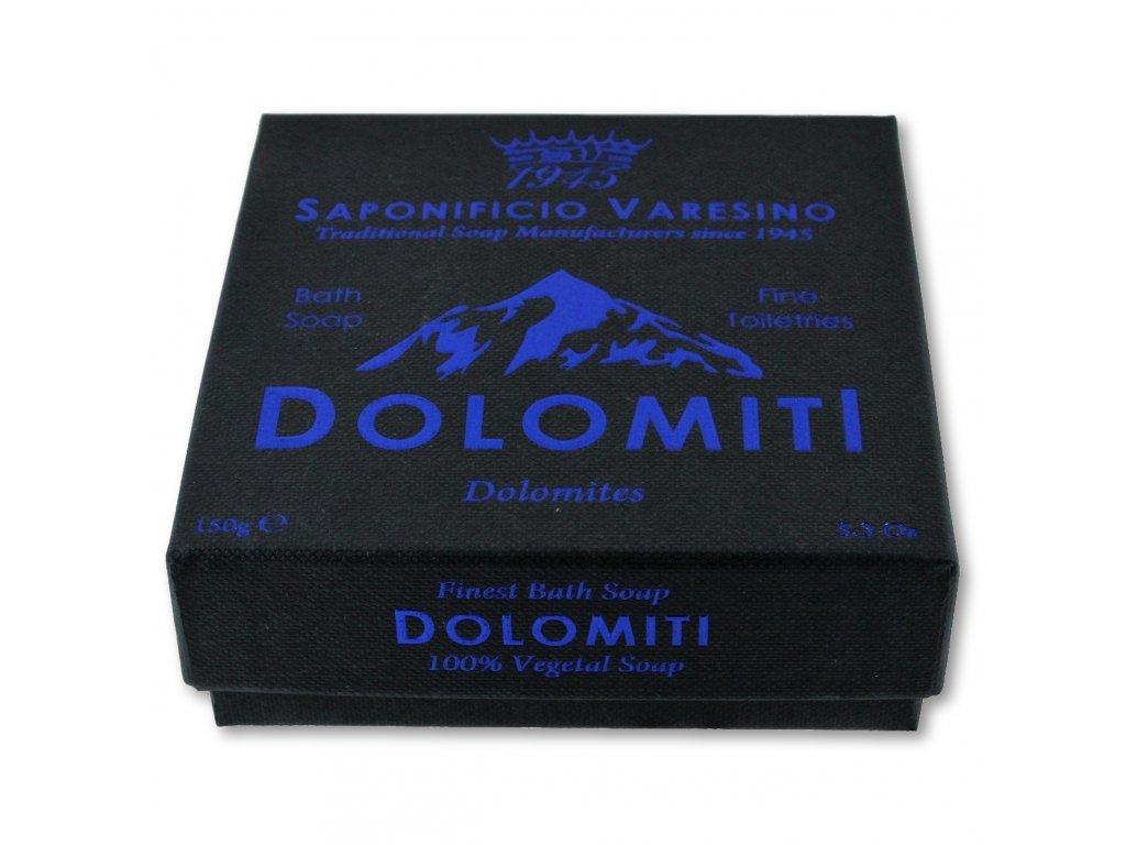 Saponificio Varesino Dolomiti toaletní mýdlo