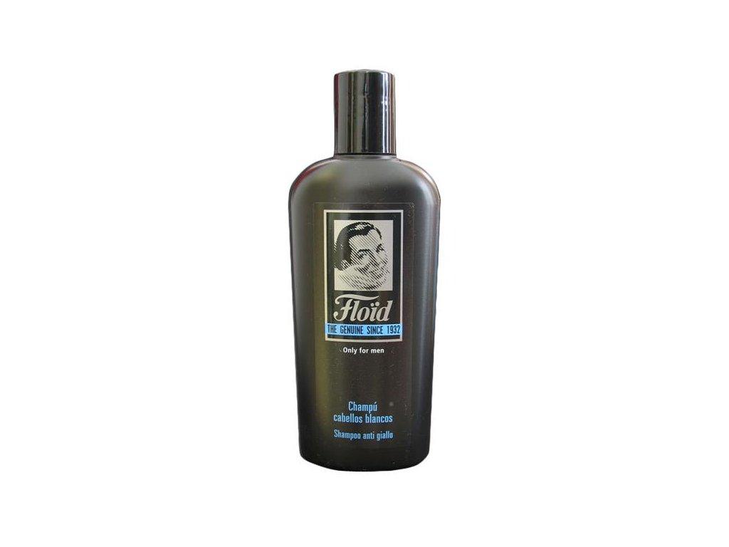 Floid shampoo white hair