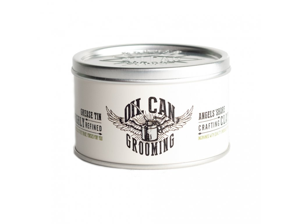 Oil Can Grooming Crafting Clay