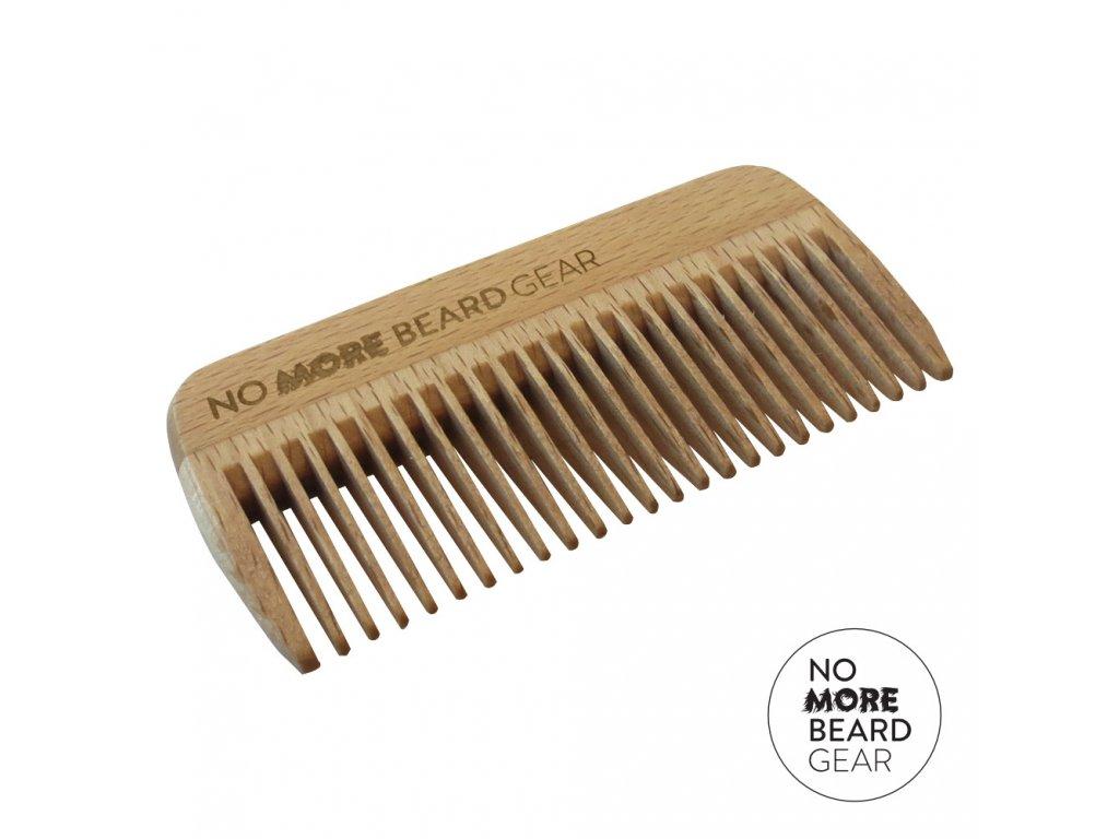 hřeben na vousy No More Beard